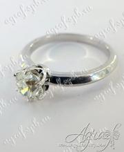 """Помолвочное кольцо """"Корона Тиффани"""" 1,2 карата арт ow-002"""