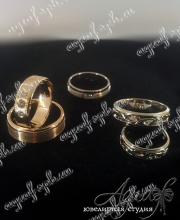 Обручальные кольца арт ow-031