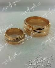 Обручальные кольца арт ow-043