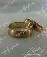 Обручальные кольца арт ow-045