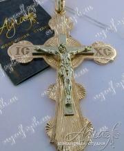 Крест нательный арт ow-046