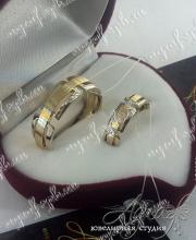 Обручальные кольца арт ow-058
