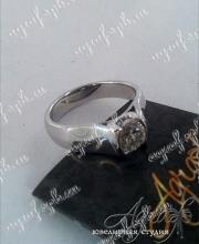 """Кольцо помолвочное """"Cartier"""" 1 карат арт ow-065"""