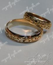 Обручальные кольца арт ow-122