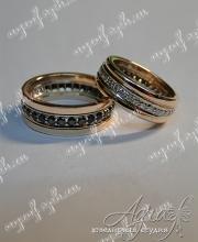 Обручальные кольца арт ow-123