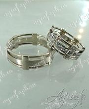 Обручальные кольца арт ow-164