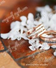 Обручальные кольца арт ow-176