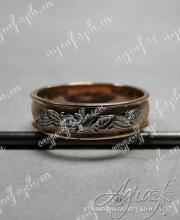 Обручальное кольцо арт ow-180