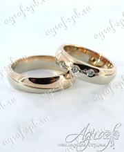 Обручальные кольца арт ow-185