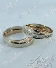 Обручальные кольца арт ow-190