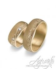 Обручальные кольца арт wr-001