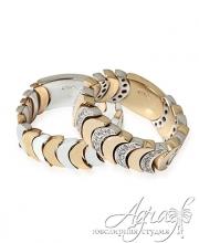 Обручальные кольца арт wr-003