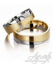 Обручальные кольца арт wr-004