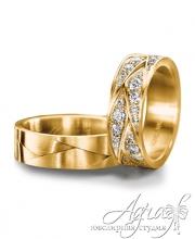 Обручальные кольца арт wr-005