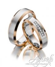 Обручальные кольца арт wr-008