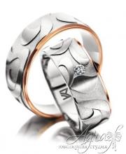 Обручальные кольца арт wr-013