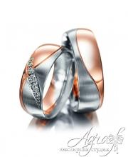 Обручальные кольца арт wr-014