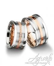 Обручальные кольца арт wr-023