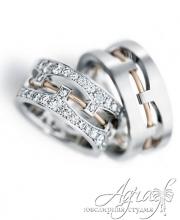 Обручальные кольца арт wr-024