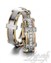 Обручальные кольца арт wr-026
