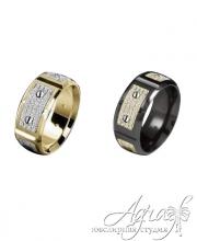 Обручальные кольца арт wr-033