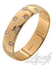 Обручальные кольца арт wr-034