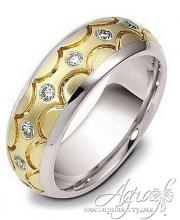 Обручальные кольца арт wr-042
