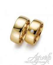 Обручальные кольца арт wr-043