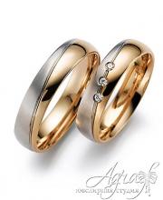 Обручальные кольца арт wr-044