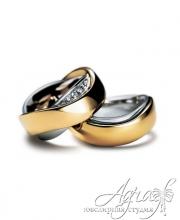 Обручальные кольца арт wr-058