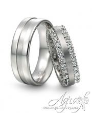 Обручальные кольца арт wr-060