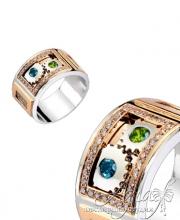 Обручальные кольца арт wr-065