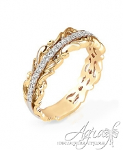 Обручальные кольца арт wr-069