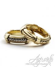 Обручальные кольца арт wr-071