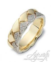 Обручальные кольца арт wr-082