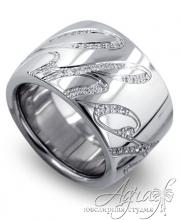 Обручальные кольца арт wr-083