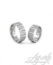 Обручальные кольца арт wr-086
