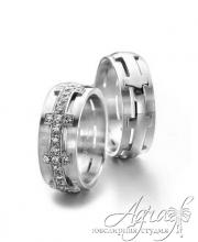 Обручальные кольца арт wr-088