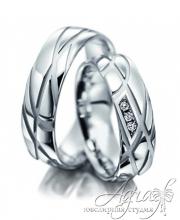 Обручальные кольца арт wr-089