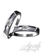 Обручальные кольца арт wr-090
