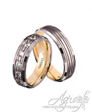 Обручальные кольца арт wr-092