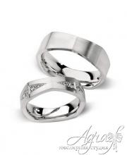 Обручальные кольца арт wr-093