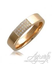 Обручальные кольца арт wr-096