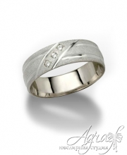 Обручальные кольца арт wr-098