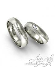 Обручальные кольца арт wr-103