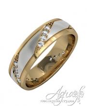 Обручальные кольца арт wr-104