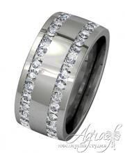 Обручальные кольца арт wr-108
