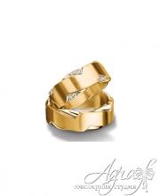 Обручальные кольца арт wr-111