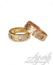 Обручальные кольца арт wr-114