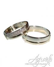 Обручальные кольца арт wr-115